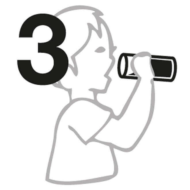 Manuel n° 3 pour Tasse à café