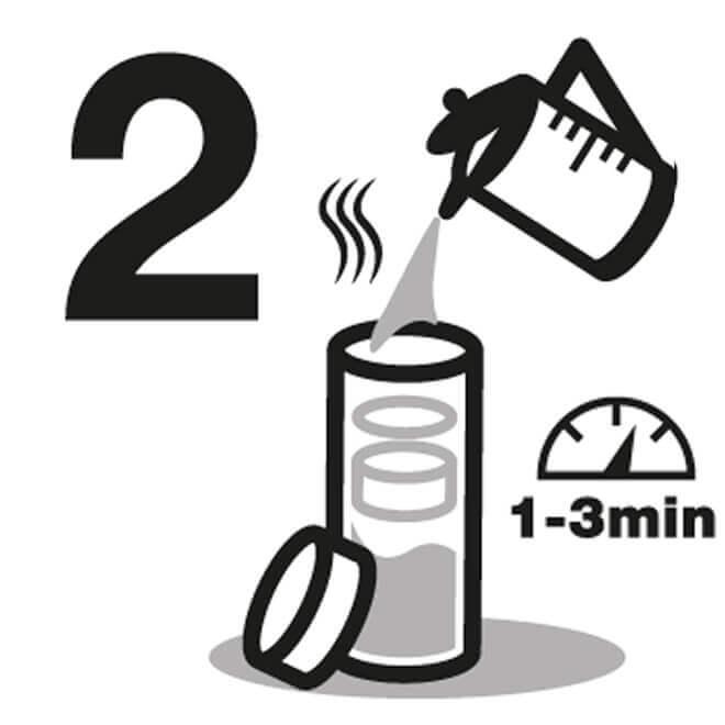 Instrucción de Taza de café 2