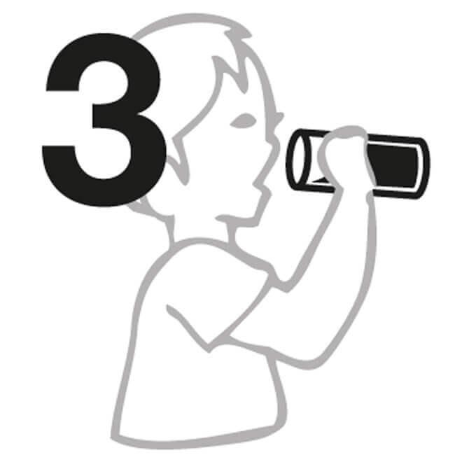 Manuel n° 3 pour Thermos tasse
